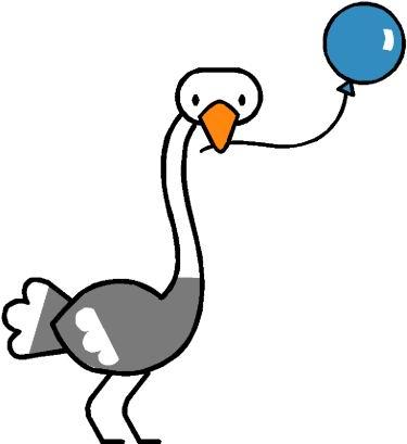 animiertes-vogel-strauss-bild-0011