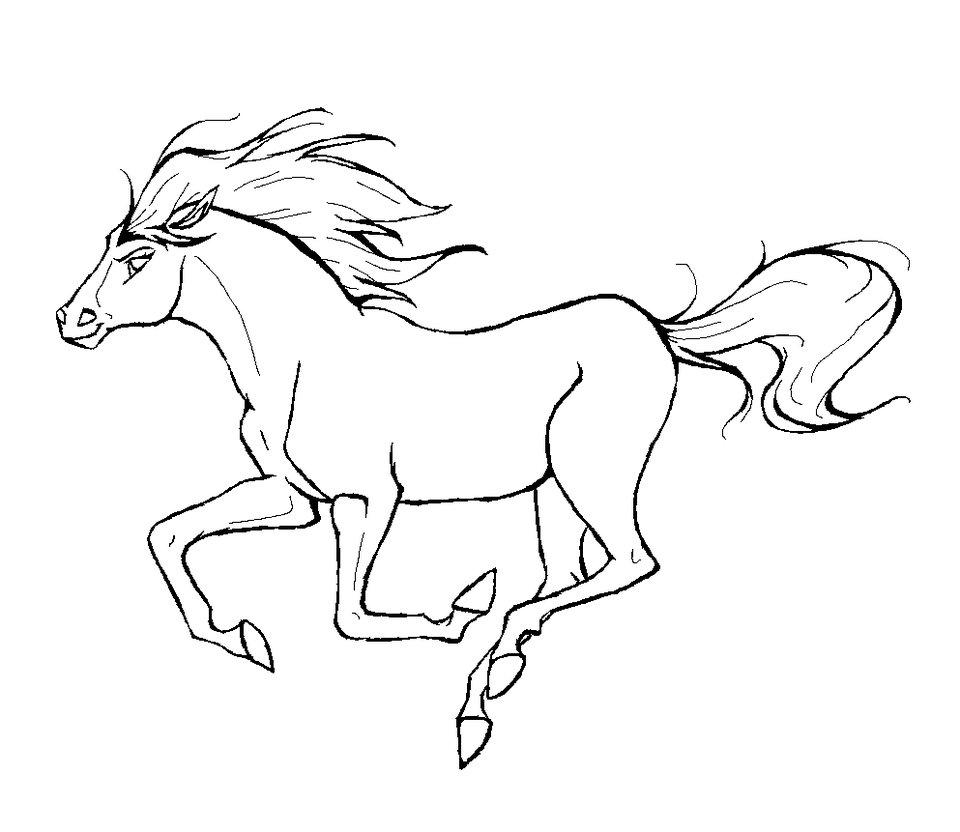 animiertes-pferd-ausmalbild-malvorlage-bild-0004