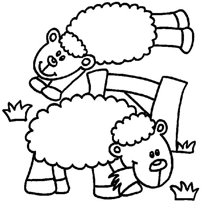 Kleurplaat Frites Schafe Ausmalbilder Amp Malvorlagen Animierte Bilder Gifs