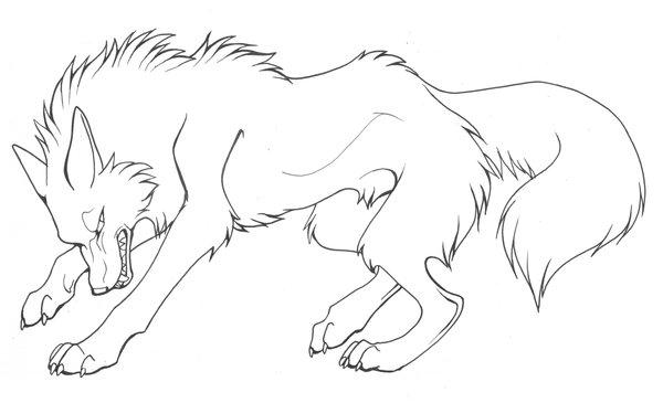 ausmalbilder wolf  kinder ausmalbilder