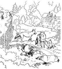 animiertes-wolf-ausmalbild-malvorlage-bild-0005
