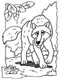 animiertes-wolf-ausmalbild-malvorlage-bild-0019