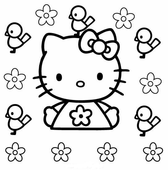 animiertes-hello-kitty-ausmalbild-malvorlage-bild-0013