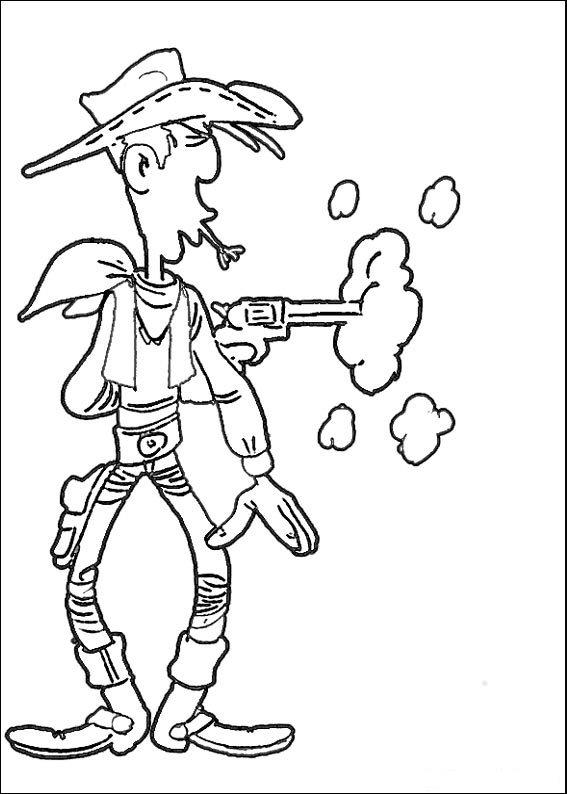 animiertes-lucky-luke-ausmalbild-malvorlage-bild-0004