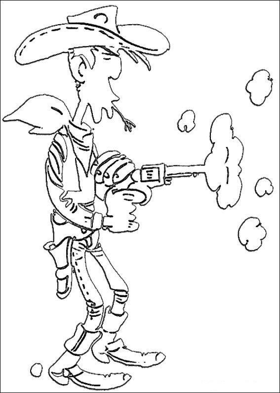 animiertes-lucky-luke-ausmalbild-malvorlage-bild-0006