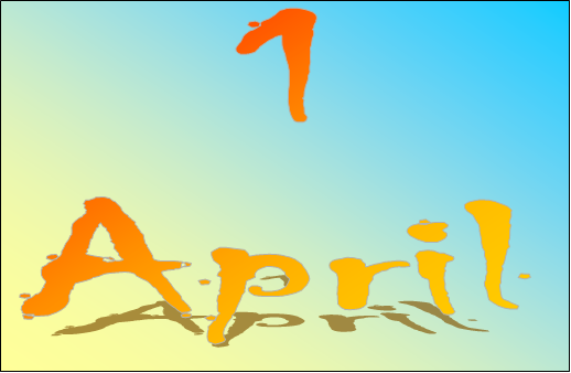 1. April: Animierte Bilder, Gifs, Animationen ...